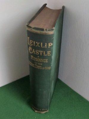 Leixlip Castle – a romance of the penal days of 1690 by Emolibie de Celtis